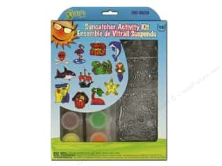 Suncatchers $2 - $3: Kelly's Suncatcher Group Pack Pirate 12pc