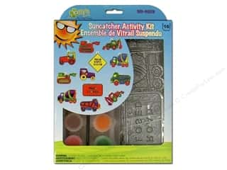 Suncatchers $2 - $3: Kelly's Suncatcher Group Pack Construction 12pc