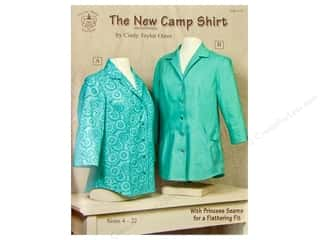 New Books & Patterns: Taylor Made The New Camp Shirt Book