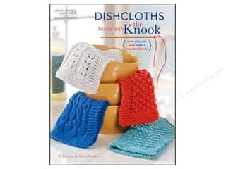 knook: Dishcloths Made With The Knook Book