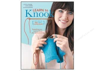 Leisure Arts: Leisure Arts Learn To Knook Book