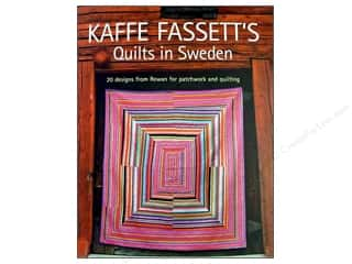 Kaffe Fassetts Quilts In Sweden Book