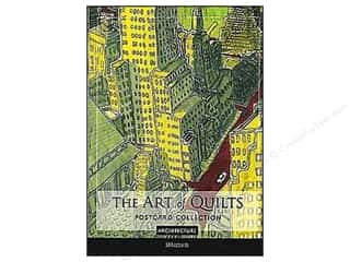 C&amp;T Cards The Art Of Quilts Postcard Col Architect