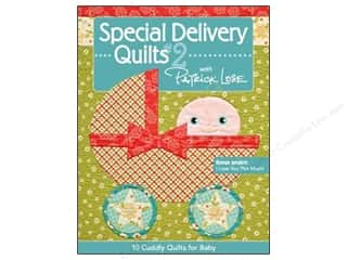 Workman Publishing $10 - $12: C&T Publishing Special Delivery Quilts #2 Book by Patrick Lose