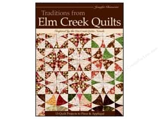 C&T Publishing: Traditions From Elm Creek Quilts Book