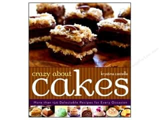 Books $5-$10 Clearance: Crazy About Cakes Book