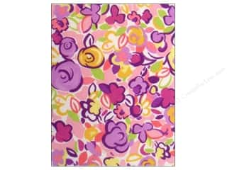 "Kunin Felt 9""x 12"" Blooming Floral 24pc (24 sheets)"