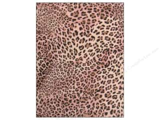 Kunin Animals: Kunin Felt 9 x 12 in. Pink Leopard (24 sheets)