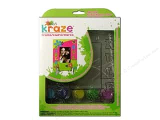 Clearance Kelly's Kraze Suncatcher Kits: Kelly's Suncatcher Kits Frame Girls Rule