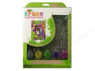 Clearance Kelly's Kraze Suncatcher Kits: Kelly's Suncatcher Kits Frame Rock Star