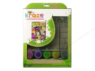 Clearance Kelly's Kraze Suncatcher Kits: Kelly's Suncatcher Kits Frame Street Chill