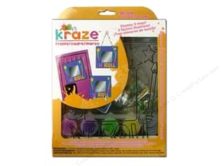 Clearance Kelly's Kraze Suncatcher Kits: Kelly's Suncatcher Kits Mirror Rock N Roll