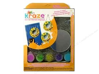 Clearance Kelly's Kraze Suncatcher Kits: Kelly's Suncatcher Kits Mirror Girls Rule