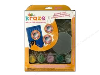 Clearance Kelly's Kraze Suncatcher Kits: Kelly's Suncatcher Kits Mirror BoHo