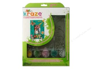 Clearance Kelly's Kraze Suncatcher Kits: Kelly's Suncatcher Kits Frame BoHo