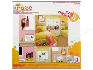 Clearance Kelly's Kraze Suncatcher Kits: Kelly's Suncatcher Kits Room Decor Girls Rule