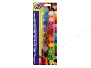 Paint sets: DecoArt Paint Pot Americana 16 Assorted Essential