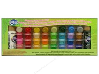 Craft & Hobbies: DecoArt Paint Pot Americana 34 Assorted ValuePack