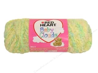 Red Heart Baby Clouds Yarn Sunny Multi 4.5 oz.