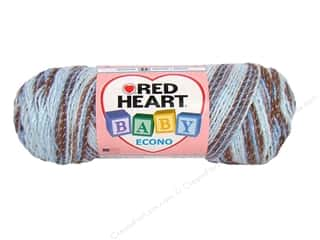 Baby Yarn & Needlework: Red Heart Baby Econo Yarn #1950 Blueberry