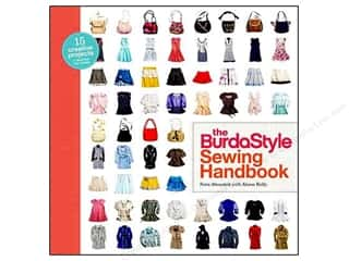 Potter Publishing Purses & Totes Books: Potter Publishers The BurdaStyle Handbook Book