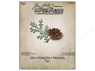 Sizzix Bigz Die Tattered Pinecone by Tim Holtz