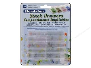 Organizer Containers: Beadalon Organizer Stack Drawers Small 10pc