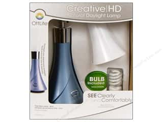 Holiday Gift Ideas Sale Ott-Lite Tulip Desk Lamps: Ott-Lite Lamp Tulip Desk Blue