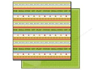 Best Creation Paper 12x12 Puppy Love Dog Days (25 sheets)