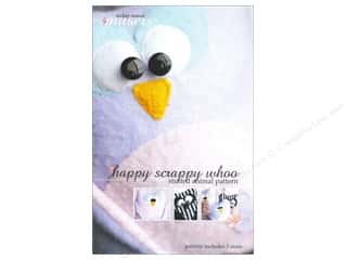 Happy Scrappy Whoo Family Pattern