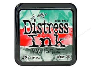Pads: Tim Holtz Distress Pad Set by Ranger 3pc Winter