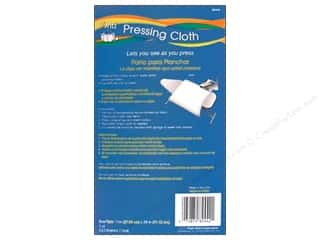 Pressing Cloths / Pressing Sheets: Dritz Clothing Care Pressing Cloth