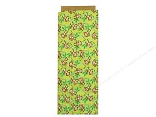Babyville by Prym/Dritz Green: Dritz Babyville Boutique PUL Fabric 64 in. Playful Friends Monkeys (8 yards)
