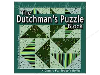 American Crafts Books & Patterns: All American Crafts Series 1-#1 Dutchman's Puzzle Book