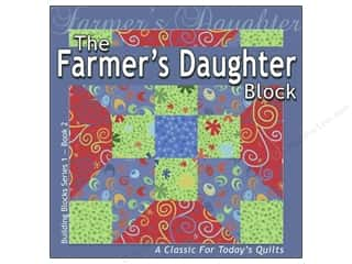 American Crafts 2 Yards: All American Crafts Series 1-#2 Farmer's Daughter Book