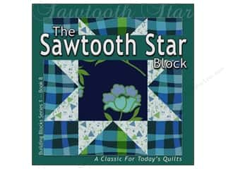 American Crafts Books & Patterns: All American Crafts Series 1-#8 Sawtooth Star  Book