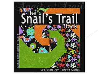 Bendon Publishing $3 - $4: All American Crafts Series 1-#4 Snail's Trail Book