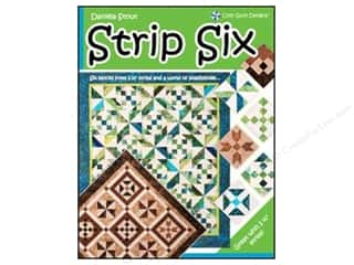 Cozy Quilt Designs $3 - $6: Cozy Quilt Designs Strip Six Book