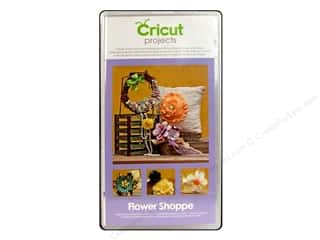 Cartridges: Provo Cricut Cartridge Flower Shoppe