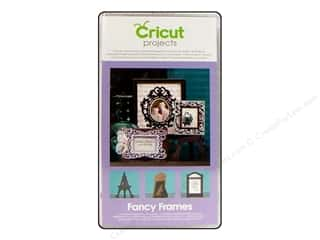 Provo Cricut Cartridge Fancy Frames