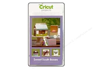 Electronic Cartridges: Provo Cricut Cartridge Sweet Tooth Boxes