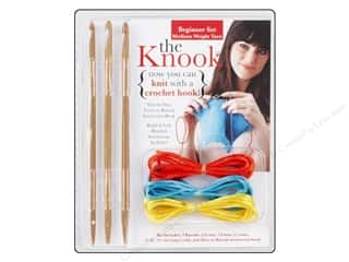 Leisure Arts Yarn & Needlework: Leisure Arts Kit Learn To The Knook Beginner Set
