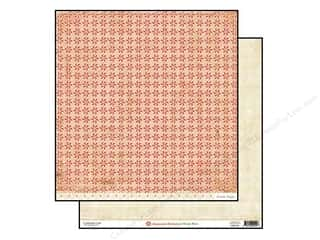 Crate Paper Peppermint Candy Cane 12 x 12 in. (25 sheets)