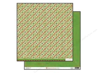 Crate Paper Peppermint Mint 12 x 12 in. (25 sheets)