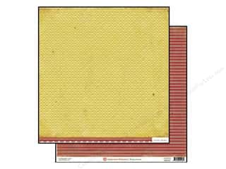 Crate Paper  Peppermint Gingerbread 12 x 12 in. (25 sheets)