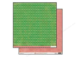 Crate Paper Peppermint Wintergreen 12 x 12 in. (25 sheets)