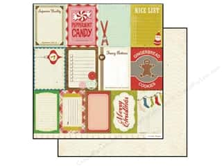 Crate Paper Peppermint Accent Cuts 12 x 12 in. (25 sheets)