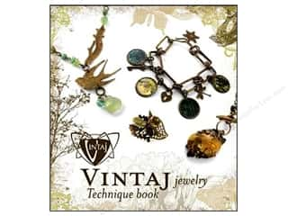 Vintaj Beading & Jewelry Making Supplies: Vintaj Jewelry Technique Book