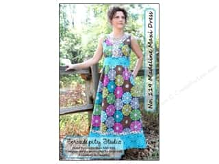 Madeline Maxi Dress Pattern