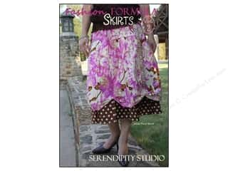 Serendipity Studio: Serendipity Studio Fashion Formula Skirts Vol. 2 Pattern